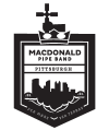 Macdonald Pipe Band of Pittsburgh